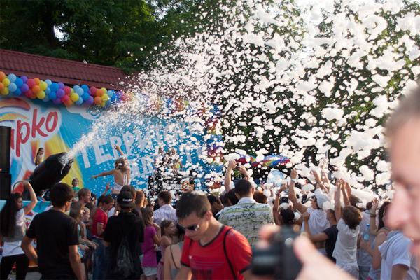 Есть повод для радости, Краснодар, 2011